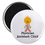 Physician Assistant Chick Magnet