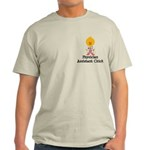 Physician Assistant Chick Light T-Shirt