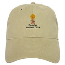 Physician Assistant Chick Baseball Cap