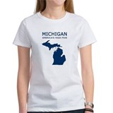 Cute Michigan Tee