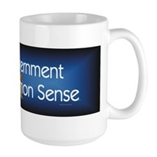 Less Government Mug