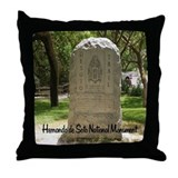 Hernando de Soto Throw Pillow