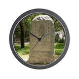 Hernando de Soto Wall Clock