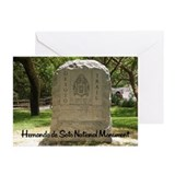 Hernando de Soto Greeting Cards (Pk of 10)