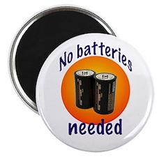 No Batteries Needed Magnet