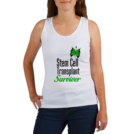 Survivor Stem Cell Transplant Women's Tank Top