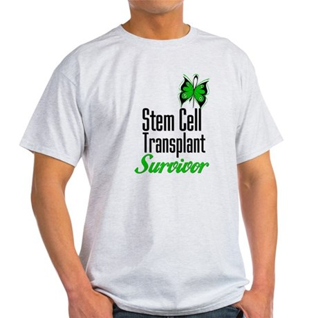 Survivor Stem Cell Transplant Light T-Shirt