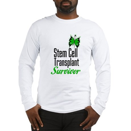 Survivor Stem Cell Transplant Long Sleeve T-Shirt