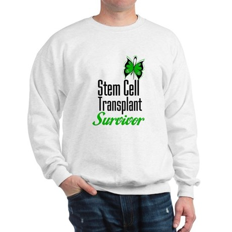 Survivor Stem Cell Transplant Sweatshirt