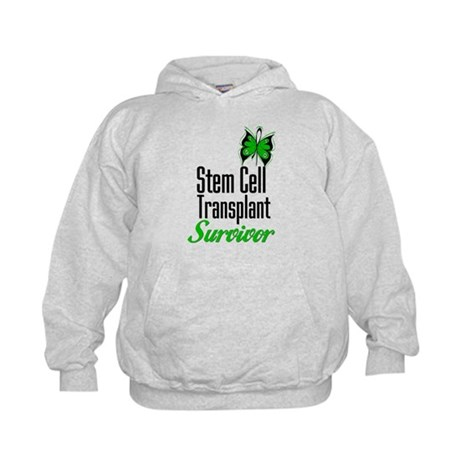Survivor Stem Cell Transplant Kids Hoodie