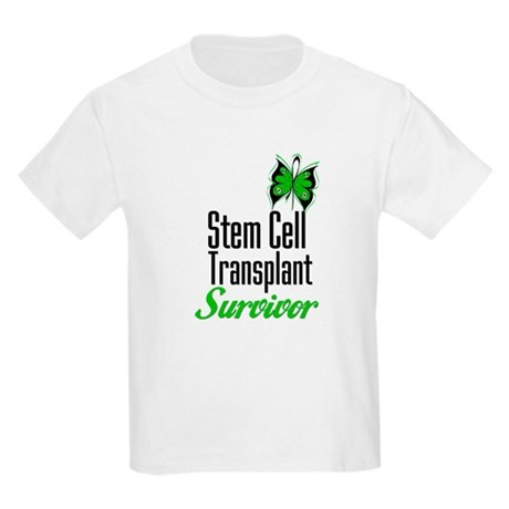 Survivor Stem Cell Transplant Kids Light T-Shirt