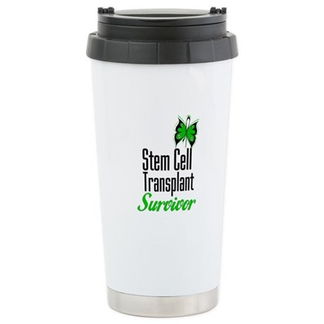 Survivor Stem Cell Transplant Ceramic Travel Mug