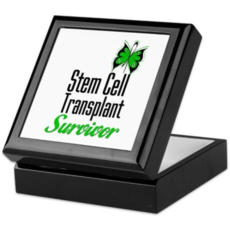 Survivor Stem Cell Transplant Keepsake Box