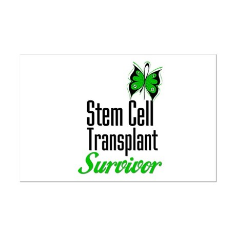 Survivor Stem Cell Transplant Mini Poster Print