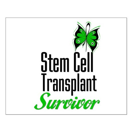 Survivor Stem Cell Transplant Small Poster