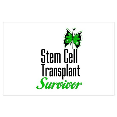Survivor Stem Cell Transplant Large Poster