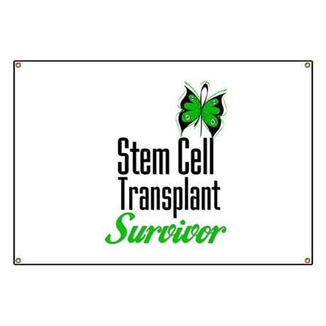 Survivor Stem Cell Transplant Banner