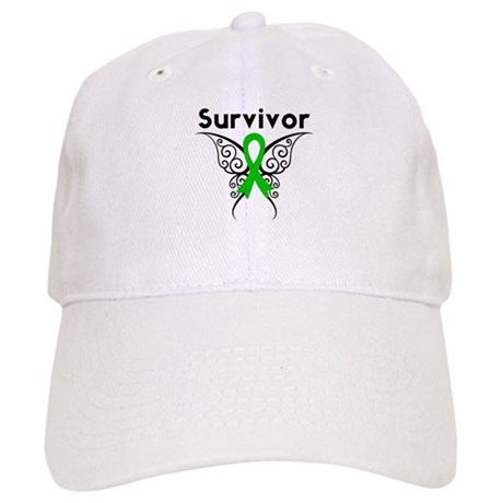 Butterfly SCT BMT Survivor Cap