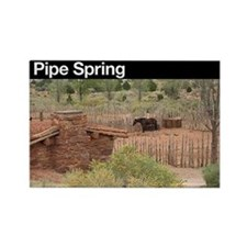 Pipe Spring NM Rectangle Magnet