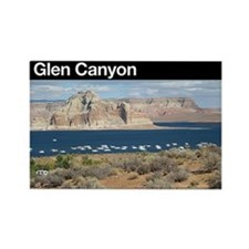Glen Canyon NRA Rectangle Magnet