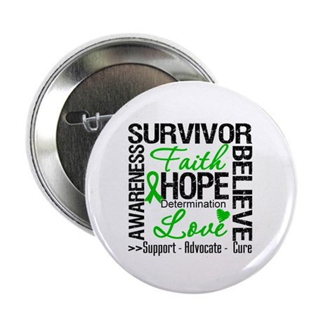 "Collage Stem Cell Transplant 2.25"" Button (100 pac"