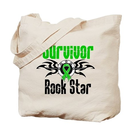 SCT Survivor Rock Star Tote Bag