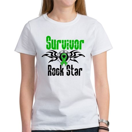 SCT Survivor Rock Star Women's T-Shirt