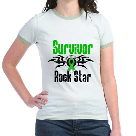 SCT Survivor Rock Star Jr. Ringer T-Shirt