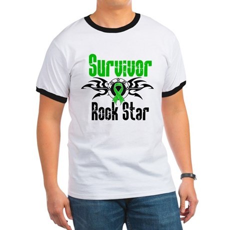 SCT Survivor Rock Star Ringer T