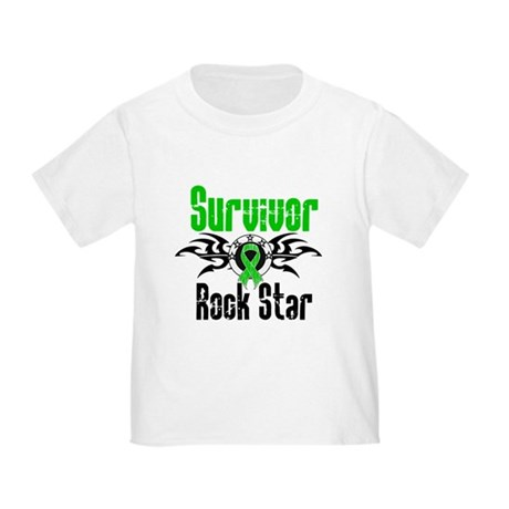 SCT Survivor Rock Star Toddler T-Shirt