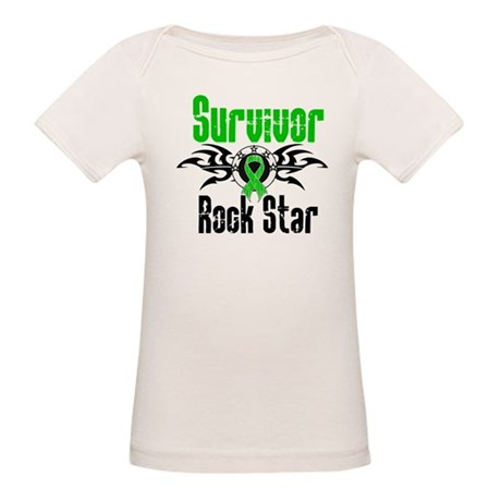 SCT Survivor Rock Star Organic Baby T-Shirt