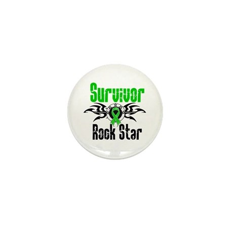 SCT Survivor Rock Star Mini Button