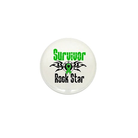 SCT Survivor Rock Star Mini Button (10 pack)