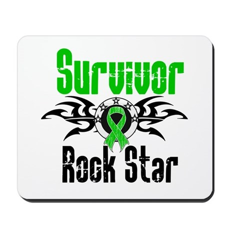 SCT Survivor Rock Star Mousepad