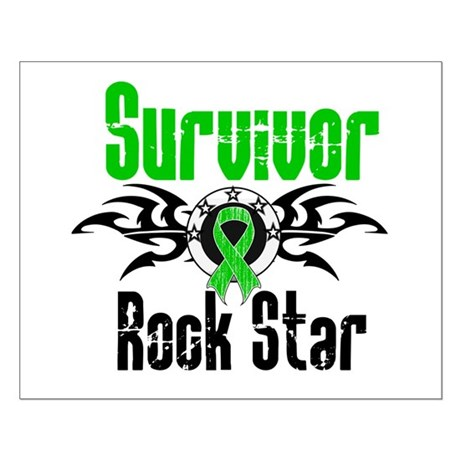SCT Survivor Rock Star Small Poster