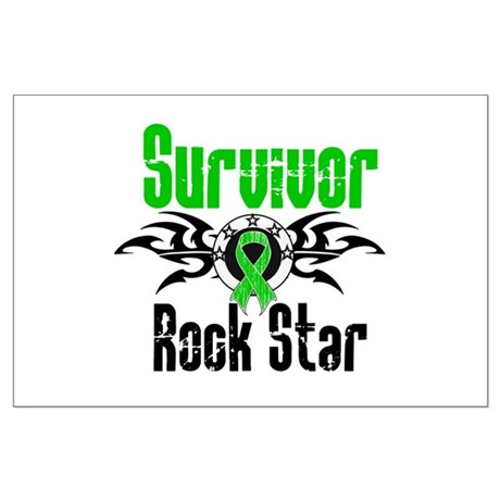 SCT Survivor Rock Star Large Poster
