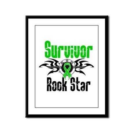 SCT Survivor Rock Star Framed Panel Print