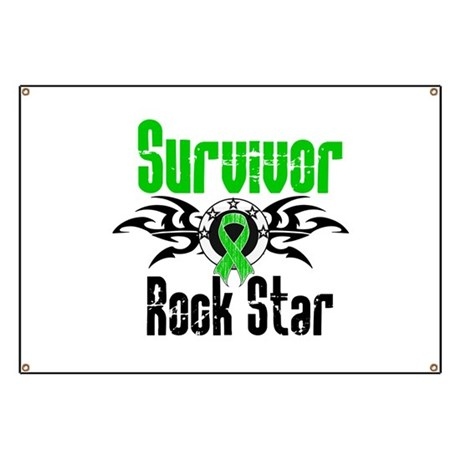 SCT Survivor Rock Star Banner