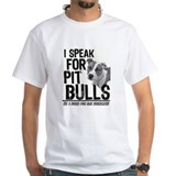 Speak for Pit Bulls Shirt