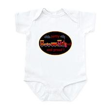 Potty Trained Infant Bodysuit