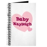 Baby Kayleigh Journal