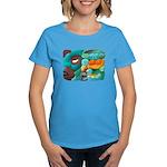 Mayan Glyph or Mexican Wrestler Woman's T-shirt