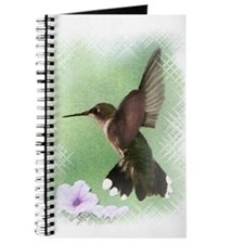 Hummingbird in flight Journal