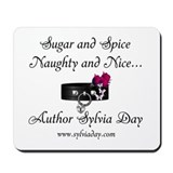 Sugar and Spice Mousepad