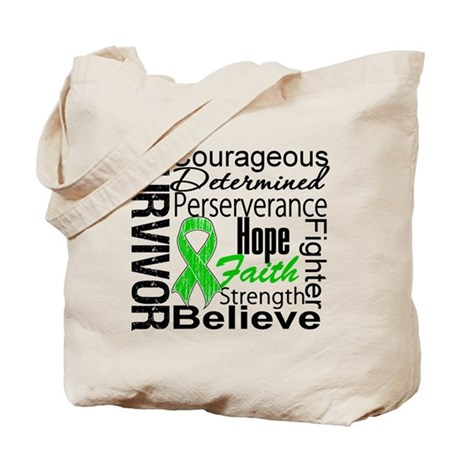 Survivor StemCellTransplant Tote Bag