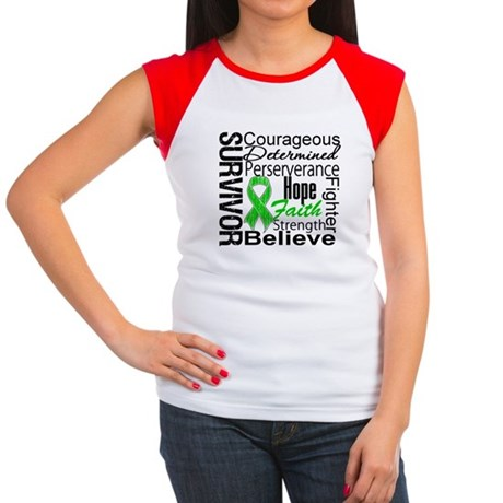 Survivor StemCellTransplant Women's Cap Sleeve T-S