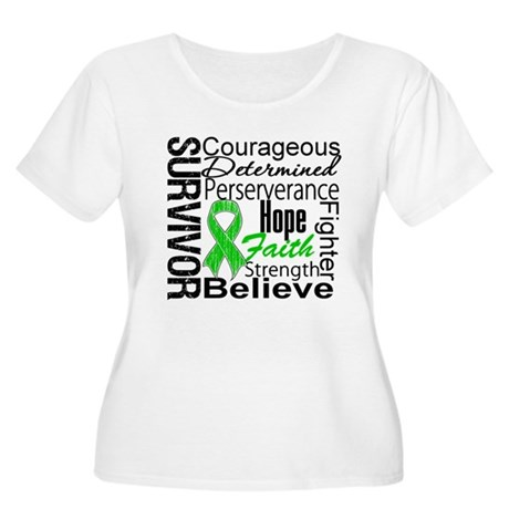 Survivor StemCellTransplant Women's Plus Size Scoo