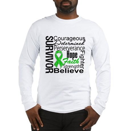 Survivor StemCellTransplant Long Sleeve T-Shirt