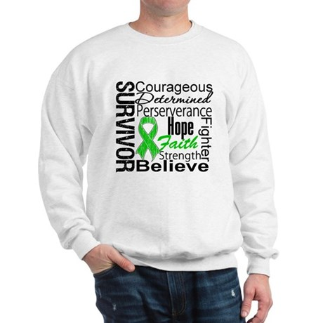 Survivor StemCellTransplant Sweatshirt