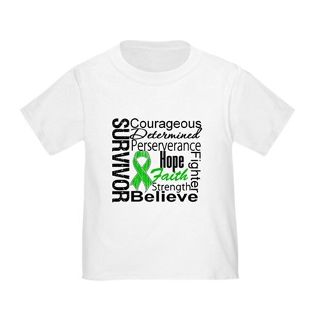 Survivor StemCellTransplant Toddler T-Shirt